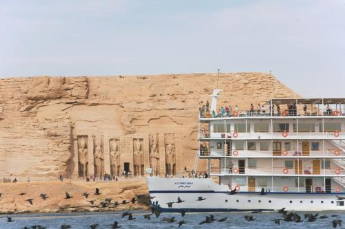 Mövenpick MS Prince Abbas Lake Nasser Cruise - Aswan - Abu Simbel - 04 nights or Aswan -Abu Simbel - Photo