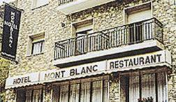 Hotel Montblanc Photo