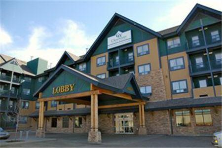Clearwater Suite Hotel Fort Mcmurray Reservations
