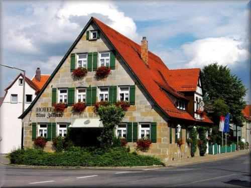 Hotel Altes Zollhaus Photo