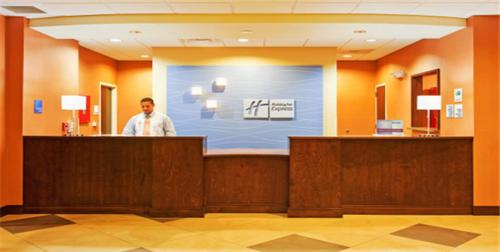 Holiday Inn Express Rockville-Bethesda North Photo