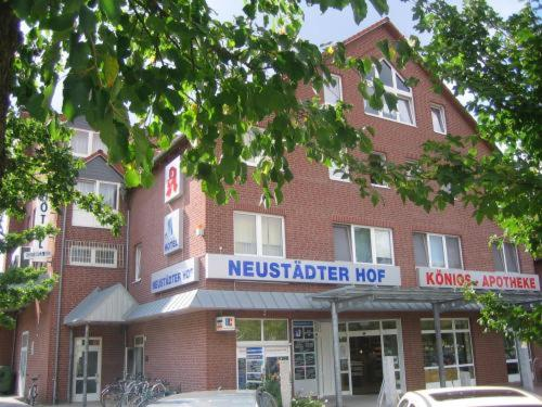Hotel Garni Neustädter Hof Photo