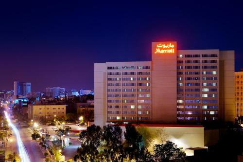 Marriott Amman Hotel Photo
