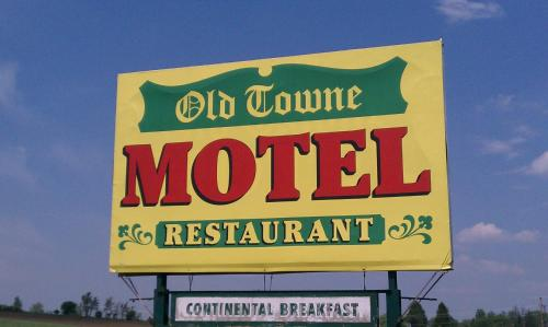 Old Towne Motel Photo