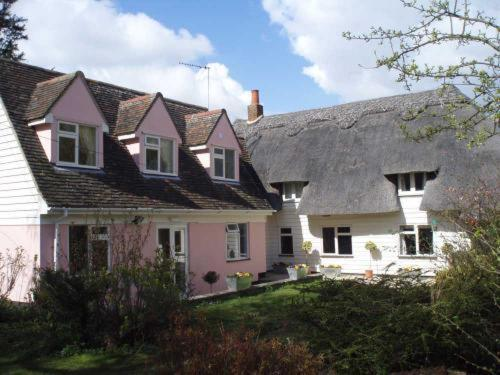 The Willows Guest House in Takeley, Hertfordshire, Central England