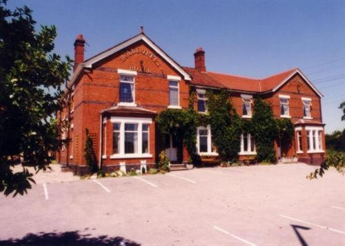 Holly Trees Hotel in Alsager, Staffordshire, Central England