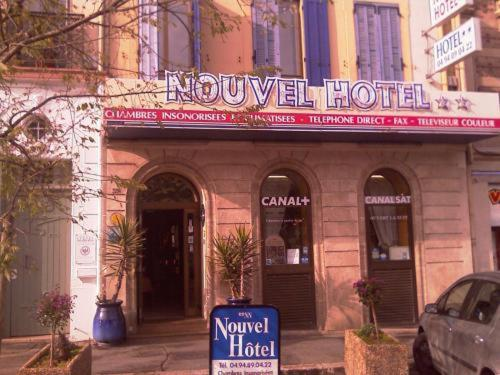 Nouvel Hotel Photo