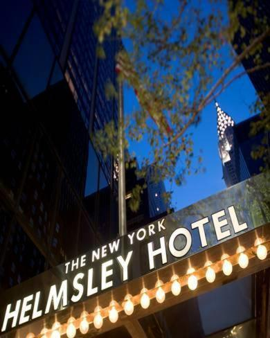 New York Helmsley Hotel Photo