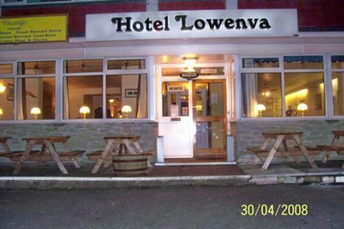 Lowenva Hotel in Newquay, Cornwall, South West England