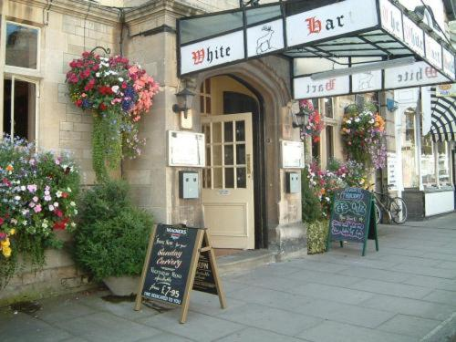 White Hart Hotel in Cricklade, Wiltshire, South West England