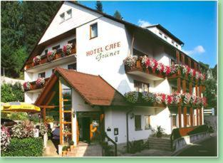 Hotel Café Grüner Photo