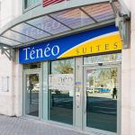 Teneo Apparthotel Bordeaux