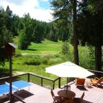 Yosemite Lodging at Big Creek Inn B&B