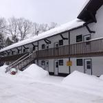 Hotels near Christ Church Cathedral - Alpengruss Caf� & Motel
