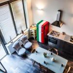 Temporary House - Milan Loft Via Mecenate