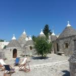 Trullo Magic Stone