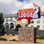 Red Feather Lodge/Motel