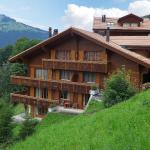 Apartment Wengen 1087