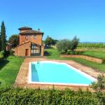 Holiday Home Tulipano Valiano Montepulciano