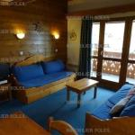 Rental Apartment Athamante - Valmorel