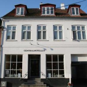 Central Hotellet, Køge, Dänemark