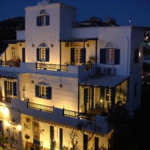 Boussetil Rooms, Tinos Town, Griechenland