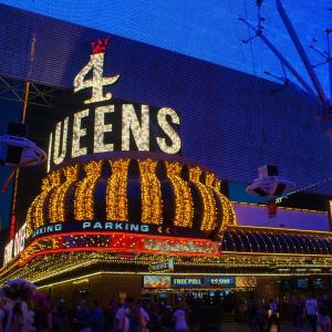 Four Queens Hotel And Casino, Las Vegas, USA