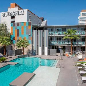 Oasis At The Gold Spike Hotel, Las Vegas, USA