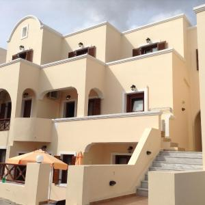 Antonia Apartments, Fira, Griechenland