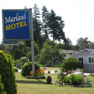 Marland Motel, Powell River, Kanada