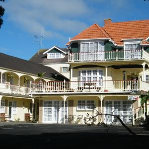 Colonial City Lodge Backpacker, Hamilton, Neuseeland