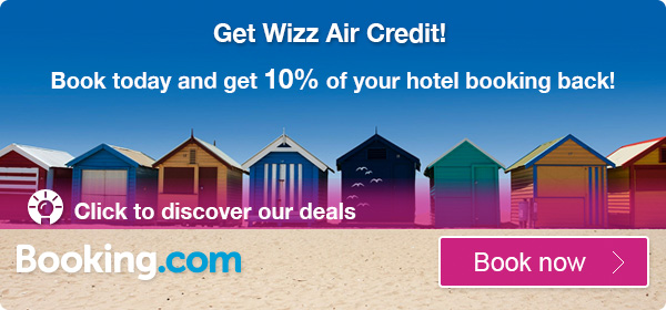 WizzAir header