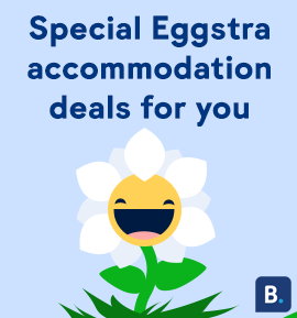 Special Eggstra Accommodation Deals For You