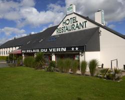 Brit Hotel Relais Du Vern