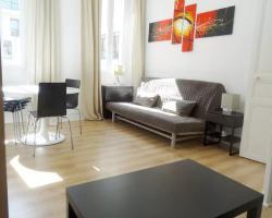 Appartement Deux Chambres CENTRE Marseille (JOLIETTE)