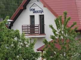 Dom Mierzeja, Kąty Rybackie