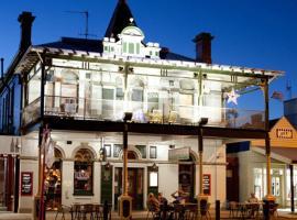 The Shamrock Hotel (Live Music Venue), Echuca Moama