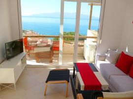 Nice holiday apartment sun - sea - love, Saranda