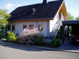 Ferienwohnung Haus Giesner