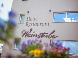 Hotel Weinstube, Nendeln