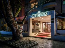 SPA Hotel Medicus, Vŭrshets