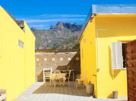 Apartment Rue Vinceslas Riviere, Cilaos