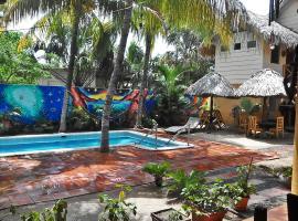 Hotel Los Cobanos Village Lodge, Los Cóbanos