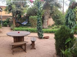 Chez Mam'bolo, Ouagadougou