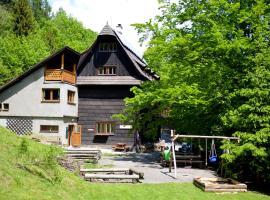 Chata Mir, Dolní Bečva