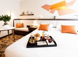 Radisson Blu Hotel, Paris-Boulogne, Булонь-Бийанкур