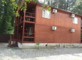 Guest House on Gochua 58, Pizunda