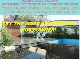 Large 5 bedroom VIP Villa 2, Yerevan