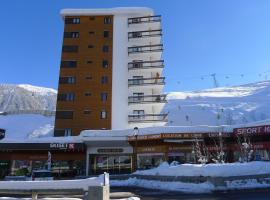 Ourse Bleue Appartement 43, Courchevel