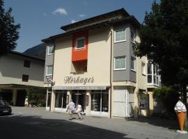 Apartment Hörhager, Mayrhofen